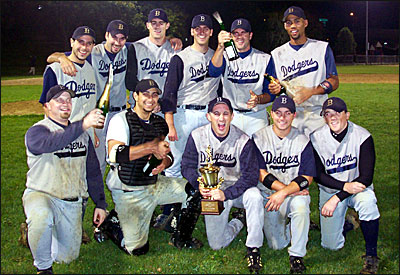 2004 Boston MABL Dodgers