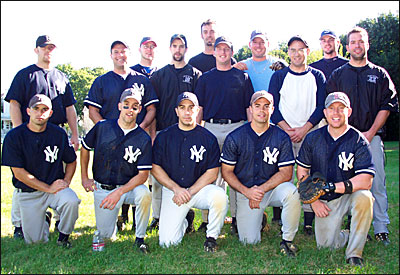 2004 Boston MABL Yankees