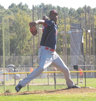 Yulkin German, Newton Red Sox, MSBL