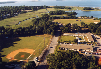 Adams Field, Quincy, MA